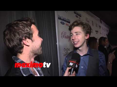 Joey Luthman Interview at Coco Jones Sweet 16 Birthday Party Celebration
