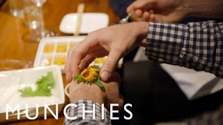 The Art of Japanese Cuisine in Austin: The Sushi Chef with Tyson Cole by Munchies