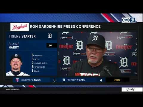 Tigers LIVE 6.12.18: Ron Gardenhire