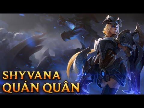 Shyvana Quán Quân - Championship Shyvana