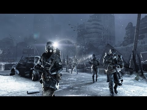 Metro : Redux Playstation 4