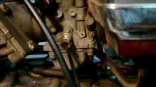 4. Yamaha Carb. Tuning.