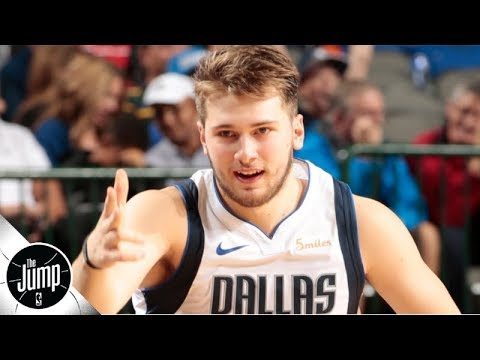 Video: Luka Doncic and the top five sneaker free agents, according to Nick DePaula | The Jump