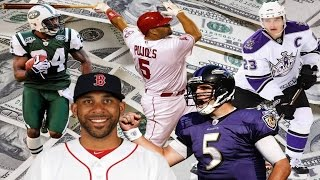 10 Most Overpaid Athletes In Sports Right Now by Total Pro Sports