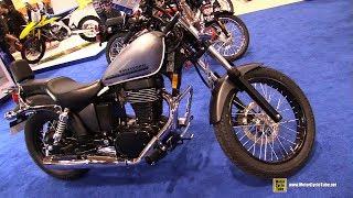 5. 2018 Suzuki Boulevard S40 - Walkaround - 2018 Toronto Motorcycle Show