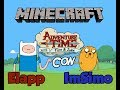 Minecraft Adventure Time ITA - Ep.1 E' Finntastico!