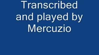 Bruno's Theme - Suite Française OST (piano solo) Alexandre Desplat