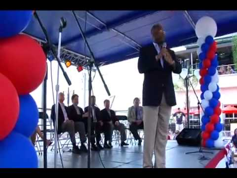 Watch 'Allen West's Speech on Mother's Day at GOP Rally in Jacksonville 5.11.12 '