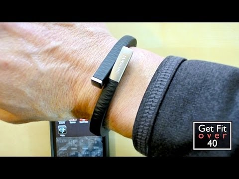 jawbone - http://www.GetFitOver40.com - Jawbone UP Wristband Movement and Sleep Tracker Review. This is my first product review, I won't be going into crazy detail her...