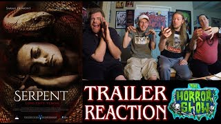"Nonton ""Serpent"" 2017 Horror Movie Trailer Reaction - The Horror Show Film Subtitle Indonesia Streaming Movie Download"