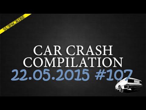 Car crash compilation #107 | Подборка аварий 22.05.2015