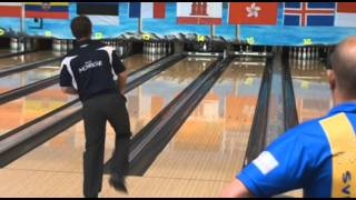 Bowling Styles From Around The Globe - 2010 World Men Part 1
