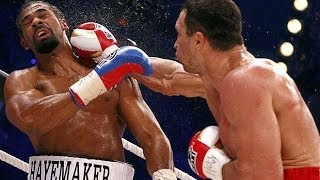 2011 David Haye Vs Wladimir Klitschko
