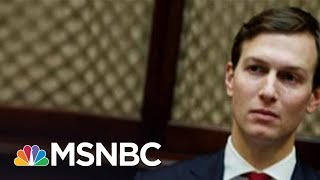 Ahead of his meeting on Monday with staff of the Senate Intelligence Committee, Jared Kushner releases a statement, saying he did not collude with 'any foreign government.'» Subscribe to MSNBC: http://on.msnbc.com/SubscribeTomsnbcAbout: MSNBC is the premier destination for in-depth analysis of daily headlines, insightful political commentary and informed perspectives. Reaching more than 95 million households worldwide, MSNBC offers a full schedule of live news coverage, political opinions and award-winning documentary programming -- 24 hours a day, 7 days a week.Connect with MSNBC OnlineVisit msnbc.com: http://on.msnbc.com/ReadmsnbcFind MSNBC on Facebook: http://on.msnbc.com/LikemsnbcFollow MSNBC on Twitter: http://on.msnbc.com/FollowmsnbcFollow MSNBC on Google+: http://on.msnbc.com/PlusmsnbcFollow MSNBC on Instagram: http://on.msnbc.com/InstamsnbcFollow MSNBC on Tumblr: http://on.msnbc.com/LeanWithmsnbcJared Kushner Releases Statement: 'I Did Not Collude'  Morning Joe  MSNBC