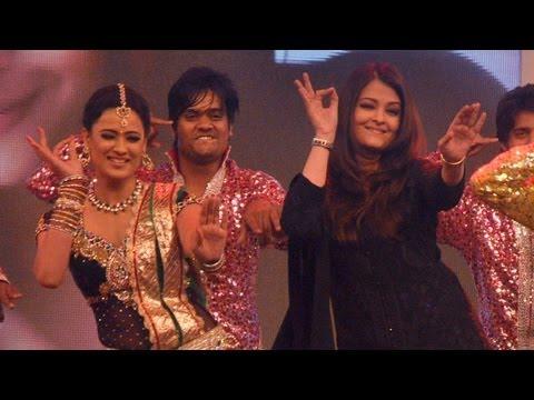Aishwarya Rai Bachchan Revisits 'Kajra re'