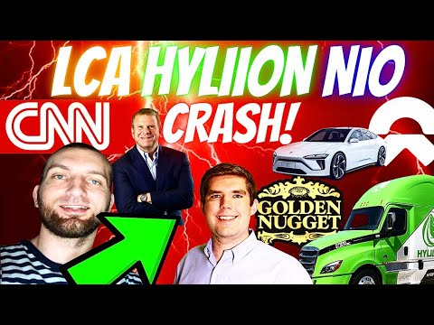Market CRASH!! Hyliion, LCA, NIO Updates! 🚀 ROCKETFUEL 🚀 Options SPAC STOCKS! ( Crazy Opportunity)