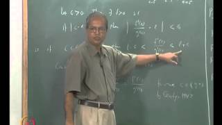 Mod-07 Lec-35 Mean Value Theorems - Continued