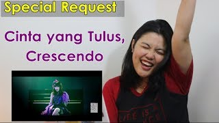 JKT48 - Cinta yang Tulus, Crescendo (Junai no Crescendo) MV Reaction Indonesia