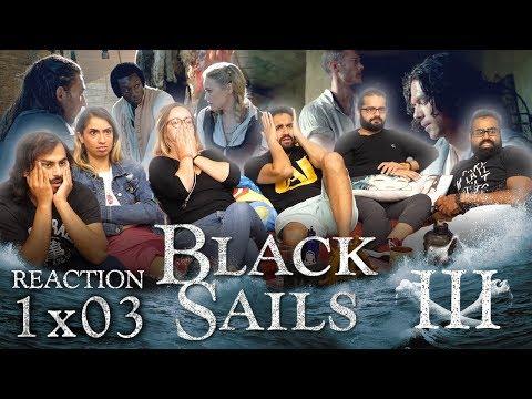 Black Sails - Episode 3 III - Group Reaction