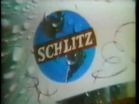 1971 Schlitz Beer Commercial