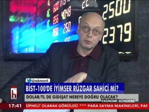 Dr. Cüneyt Akman'la Piyasalar: BİST100'de iyimser rüzgar sahici mi?