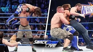 Nonton WWE Smackdown 2/21/2017 Highlights HD   WWE Smackdown 21 February 2017 Highlights HD Film Subtitle Indonesia Streaming Movie Download