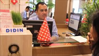 Ucapan HUT Kemerdekaan RI Ke – 72 oleh Kepala Kantor Imigrasi Kelas II Cirebon