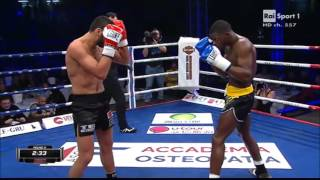 Video CHINGIZ ALLAZOV VS  CHRISTIAN BAYA AT THAIBOXEMANIA 2016 MP3, 3GP, MP4, WEBM, AVI, FLV Juli 2017