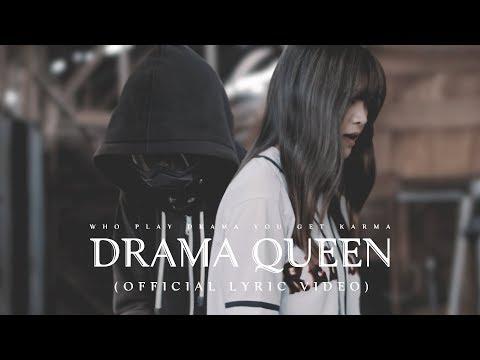 DRB X VIOSHIE - DRAMA QUEEN [ Official Lyric Video ]