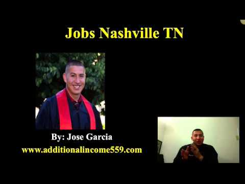 """Jobs Nashville TN"" – Earn Up To $5,000 Dollars Per Month Online…."