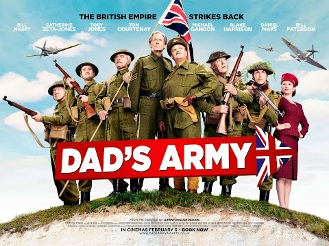 Dad's Army (UK Trailer)