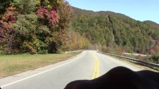 Murphy (NC) United States  city images : Murphy NC to Franklin NC goin down the mountain lookin at leaves