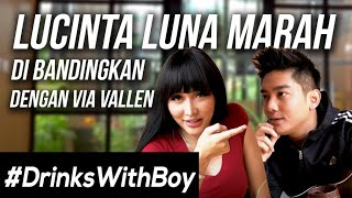 Video Lucinta Luna LEMPAR MINUMAN ke Boy William! | #DrinksWithBoy Eps. 4 MP3, 3GP, MP4, WEBM, AVI, FLV Juni 2019