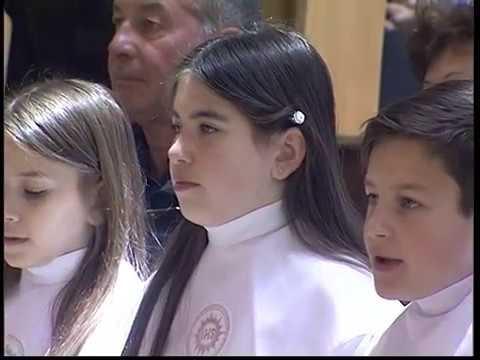 2017-04-23 Vasárnapi szentmise a Gazdagréti Szent Angyalok Plébánián
