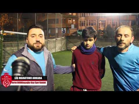 Keltiler - Kayı Spor Kulübü  Kayı Spor Kulubü-Keltiler Röportaj
