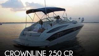 [SOLD] Used 2007 Crownline 250 CR in Lake Dallas, Texas