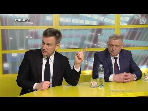 На часі: Гості програми - Валентин Наливайченко та Анатолій Сидорук