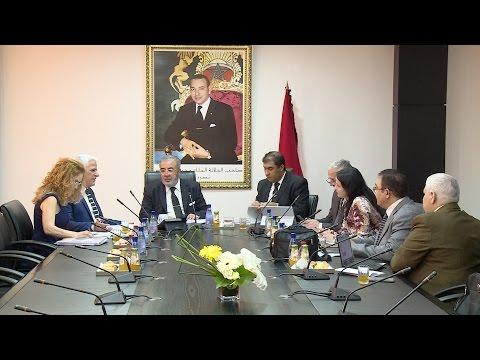 Réunion à Rabat du comité de suivi de l'AMAN