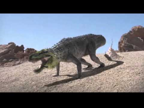 Dinosaur Revolution   Eoraptor Mating Crasher