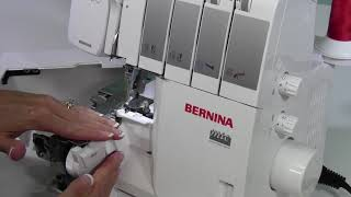 Learn how to disengage the knife on the Bernina L450 serger.Check out all the free Bernina L 450 overlock tutorial videos over at SewingMastery.comhttps://sewingmastery.com/bernina-l450/SewingMastery.com - Sign up to be notified via e-mail of Sara's future online courses!http://www.sewingmastery.comFacebook https://www.facebook.com/SewingMasteryTwitter https://twitter.com/sewingmasterySewing Mastery's Recommended Craftsy Classes http://craftsy.me/SaraSnuggerud_rec