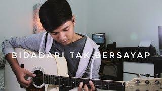 Video Anji - Bidadari Tak Bersayap | Hafidz Yusparabi Cover MP3, 3GP, MP4, WEBM, AVI, FLV Februari 2018