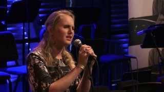 Lizzy Ossevoort en Stefan Bos - finale Prinses Christina Jazz Concours 2014