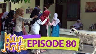 Video Panik! Haikal Bawa Kambing Ke Pesantren - Kun Anta EPS 80 MP3, 3GP, MP4, WEBM, AVI, FLV Juni 2018