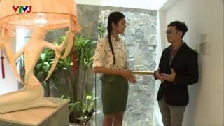 Không Gian Xanh VTV3 - Số 25: Xanh Trong Nhà Phố - KTS Đặng Phan Lạc Việt