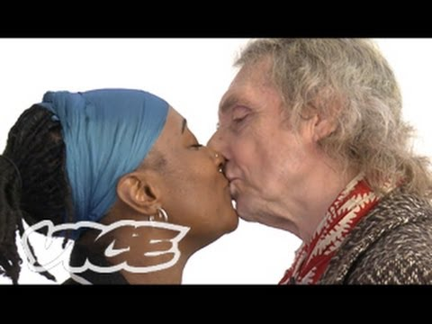 REAL Strangers Kissing for the First Time!