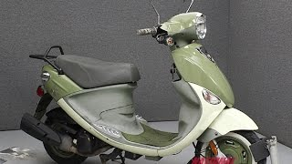 8. 2008  GENUINE SCOOTER CO  BUDDY 150 - National Powersports Distributors