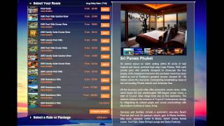Video How to book Sri Panwa Phuket Luxury Hotel Thailand