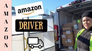 Video A Day in the life of an Amazon Delivery Driver! -- DC Metro Area MP3, 3GP, MP4, WEBM, AVI, FLV Oktober 2018