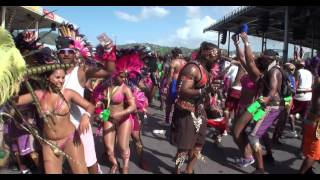 Video Trinidad Carnival Tuesday Island People Mas 2013 MP3, 3GP, MP4, WEBM, AVI, FLV Juni 2019
