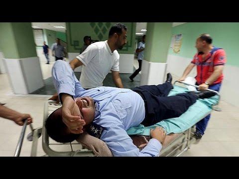 Γάζα: Αεροπορική επίθεση του Ισραήλ εναντίον θέσεων της Χαμάς